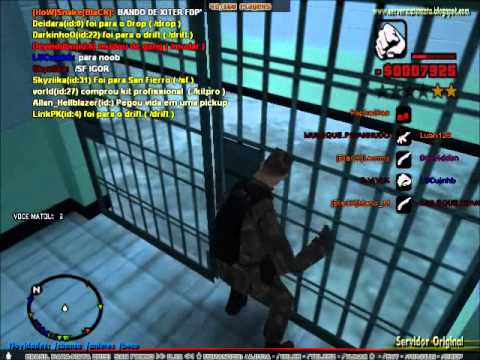 GTA San Online -- Samp