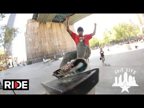 2017 Damn Am NYC: Practice – Ish Cepeda, Alex Midler, Ivan Monteiro –SPoT Life