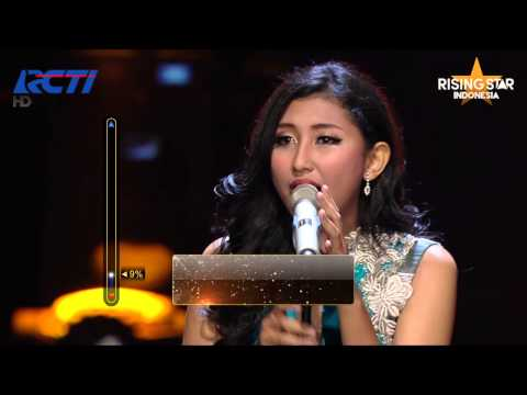 Reyna Qotrunnada buka Dikit Joss Juwita Bahar - Rising Star Indonesia Lucky 7 Eps 21 video