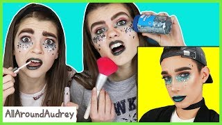 Download Lagu AUDREY AND JORDAN TRY RECREATING A JAMES CHARLES MAKEUP TUTORIAL! / AllAroundAudrey Gratis STAFABAND