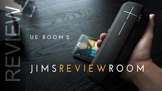 UE BOOM 2 Bluetooth Speaker - REVIEW