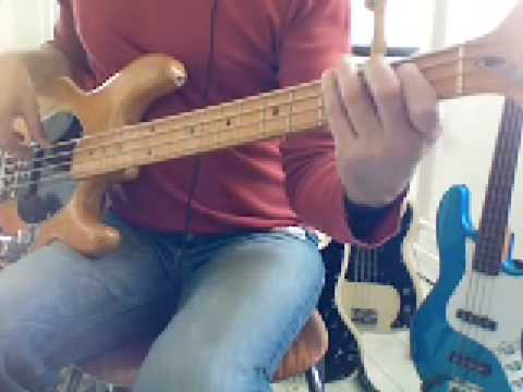 L51 Groovy bass in C