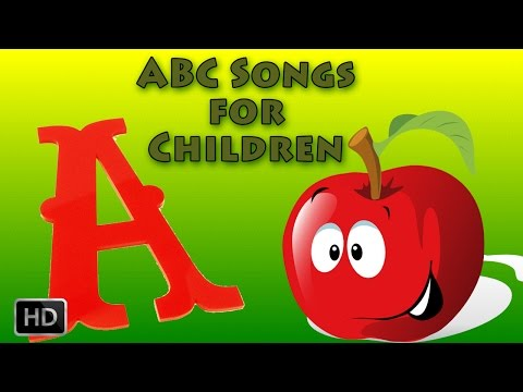 Abc Songs For Children | Abc Song | Baby Songs | Alphabet Song | Nursery Rhymes video