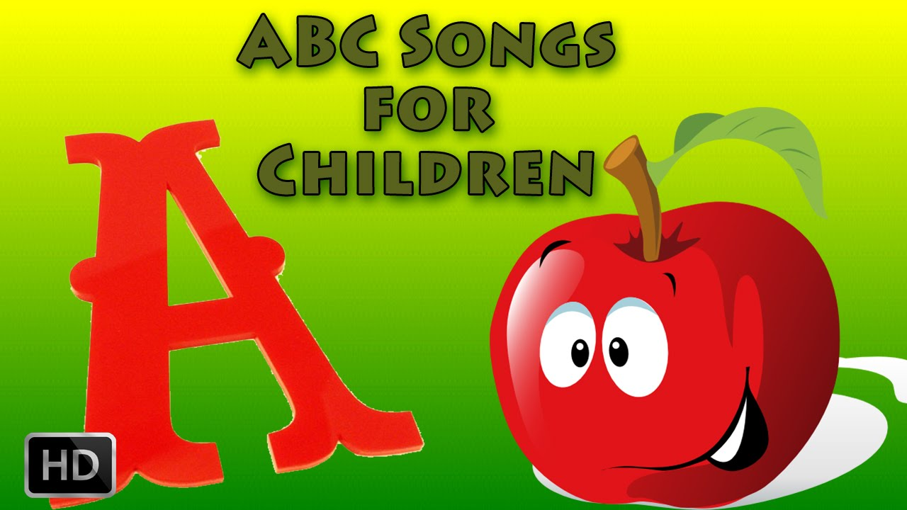 Songs for children abc song baby songs alphabet song nursery