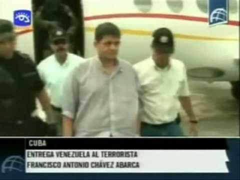 Misterioso traslado aéreo de Francisco Chávez Abarca de Venezuela a Cuba