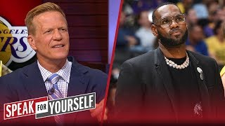 LeBron's reaction to Magic leaving Lakers was disingenuous - Ric Bucher | NBA | SPEAK FOR YOURSELF