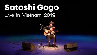 Night Blooming Flower 夜に香る花 - Satoshi Gogo 伍々慧 live in Vietnam 2019