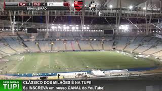 Flamengo 3 x 3 vasco 34 RODADA Campeonato Brasileiro 13112019 AO VIVO
