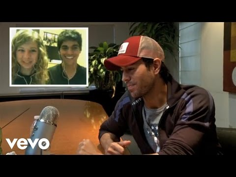 Enrique Iglesias - ASK:REPLY (Andy & Sam)