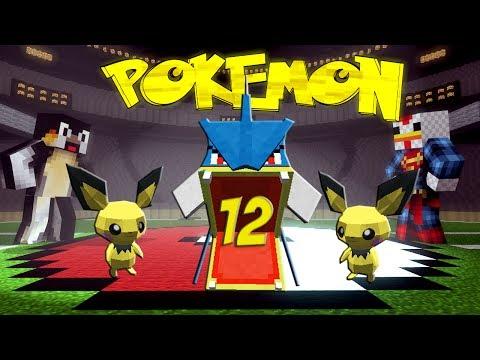 PIXELMON: Minecraft Pokemon Mod EP 12