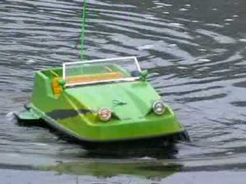 RC Amphibious Vehicle - The Frog