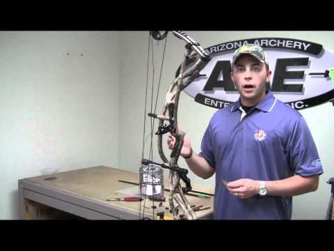 AAE Pro Drop Arrow Rest Installation video
