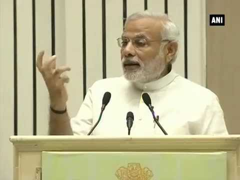 India has tradition of worshipping nature : PM Modi Part - 1