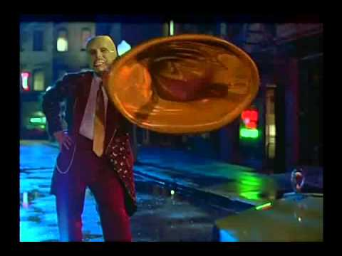 Funny Scene In 'the Mask' 1994 video
