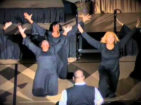 CALVARY - TPFWC Praise Dance Team