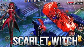 Scarlet Witch | MARVEL Super War MOBA
