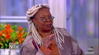 Whoopi Goldberg On Atlantic City Trip | The View