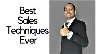 Best formula for conducting sales call/Best Sales Technique Ever