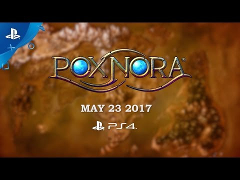 Pox Nora - Release Date Announcement Trailer | PS4