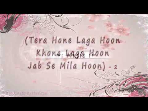 Tera Hone Laga Hoon [full Song] Kuku Mehar Wazirabad video