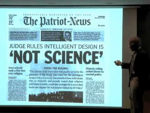 Why Evolution is True (2012 Jerry Coyne Lecture)