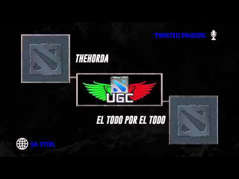 UGC - Playoffs Live! TheHorda VS El Todo por el Todo w/ Twisted Fingers - Overfeeder