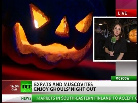 Trick'o'Freak: Catching up with evil spirits on a Pumpkin Day