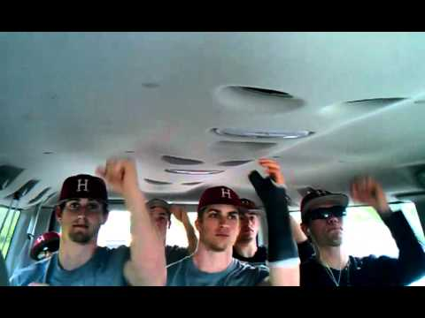 Harvard Baseball 2012 Call Me Maybe Cover video