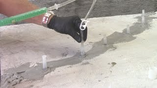 How to Repair Concrete with Epoxy Injection Techniques (NEW)