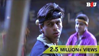 Shahrukh Khan & Sharad Kapoor Epic Fight Scene  | Josh | Aishwarya Rai | FULL HD 1080p
