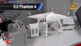 DJI Phantom 4: Unboxing Und First Look
