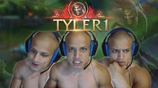 TYLER1 PLAYS LEAGUE AGAIN #2