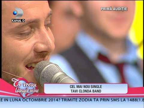 Tavi Clonda Band- [ES][DQ]Felul tau de-a fi[ES][DQ] live(new single oct 2014)