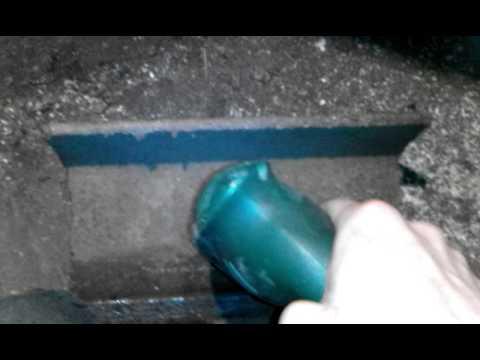 Как сделать отверстие без сверла в пластике