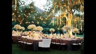 EASY WEDDING DECOR IDEAS: LIGHTING