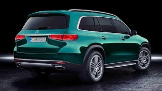 New GLS X167 is Mercedes-Benz's largest and most luxurious SUV