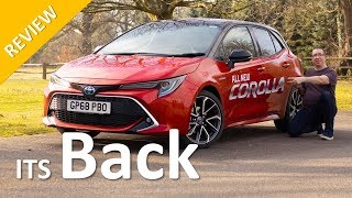 2019 Toyota Corolla Hybrid MUST WATCH guide - The best car ever returns