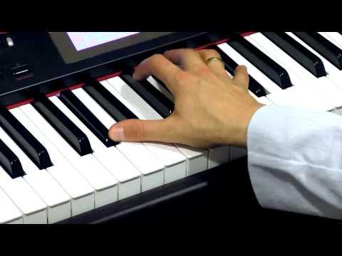 Sonata Księżycowa - L. Van Beethoven - Jak Zagrać Na Pianinie Bez Znajomości Nut