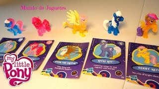 5 My Little Pony Bolsa Sorpresa| My Little Pony Surprise Bags| Sobres Sorpresa My Little Pony