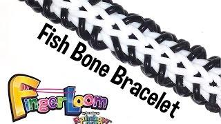 Finger Loom™ Fish Bone Bracelet by Rainbow Loom