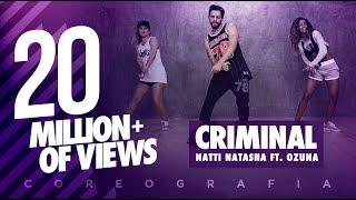 Criminal - Natti Natasha ft. Ozuna | FitDance Life (Coreografía) Dance Video