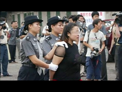 Chinese executions exposed by rare photos