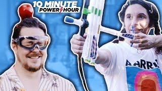 Real Life William Tell - Ten Minute Power Hour