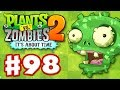 Plants vs. Zombies 2: It's About Time - Gameplay Walkthrough Part 98 - Se�or Pi�ata (iOS)