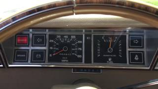 1982 Dodge Aries Cold Start