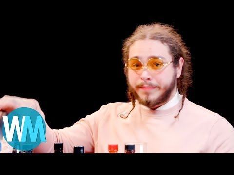 Top 10 Funniest Post Malone Moments! | top 10