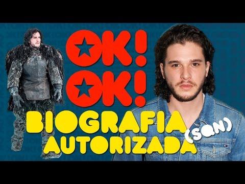 Jon Snow (tá, é Kit Harington): Biografia Autorizada (sqn) video