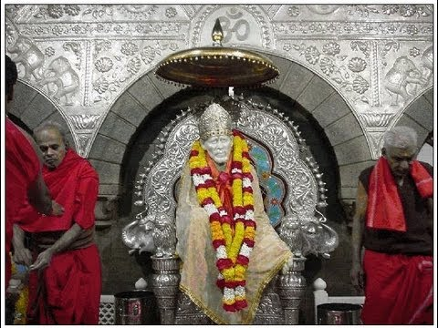 Shirdi Saibaba Aarti - Om Jai Jagdish Hare - Sai Baba Prayers video