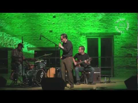 Kurt Elling&Charlie Hunter trio Save Your Love For Me - MUSICAMDO JAZZ FESTIVAL 2012