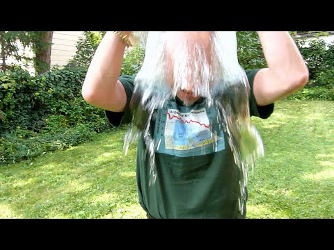 Arctic Sea Ice Bucket Challenge